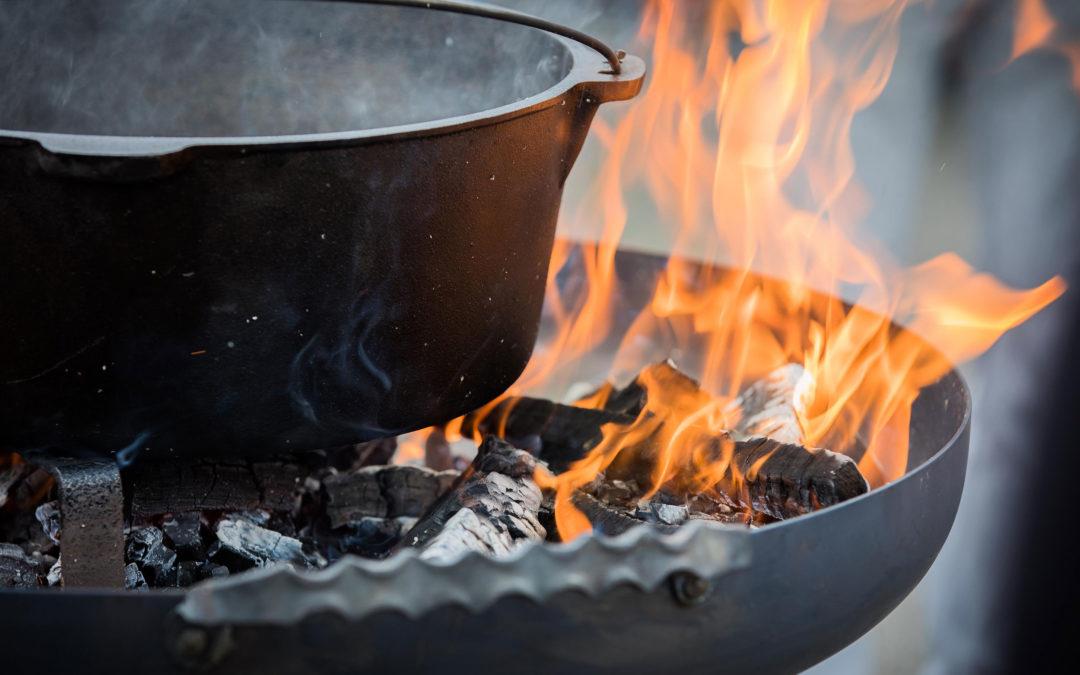 Feuer, Rauch und Fleisch: Wagyu Beef Grillkurs 2018